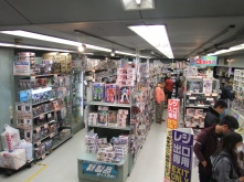 Inside a Toy Store