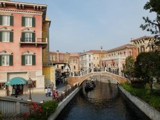 DisneySea Gondola