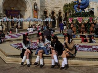 DisneySea Scene