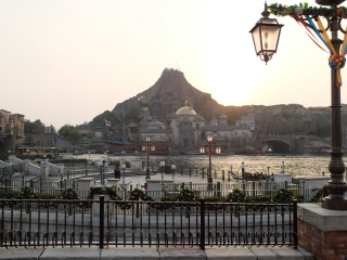 Sunset in DisneySea
