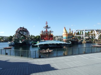 Inside Universal Studios Japan