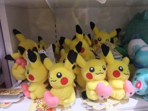 Pikachu is waiting...