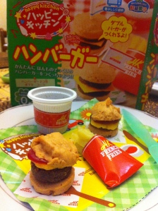 The kids went crazy over this Pop & Cookin' they found in Donki