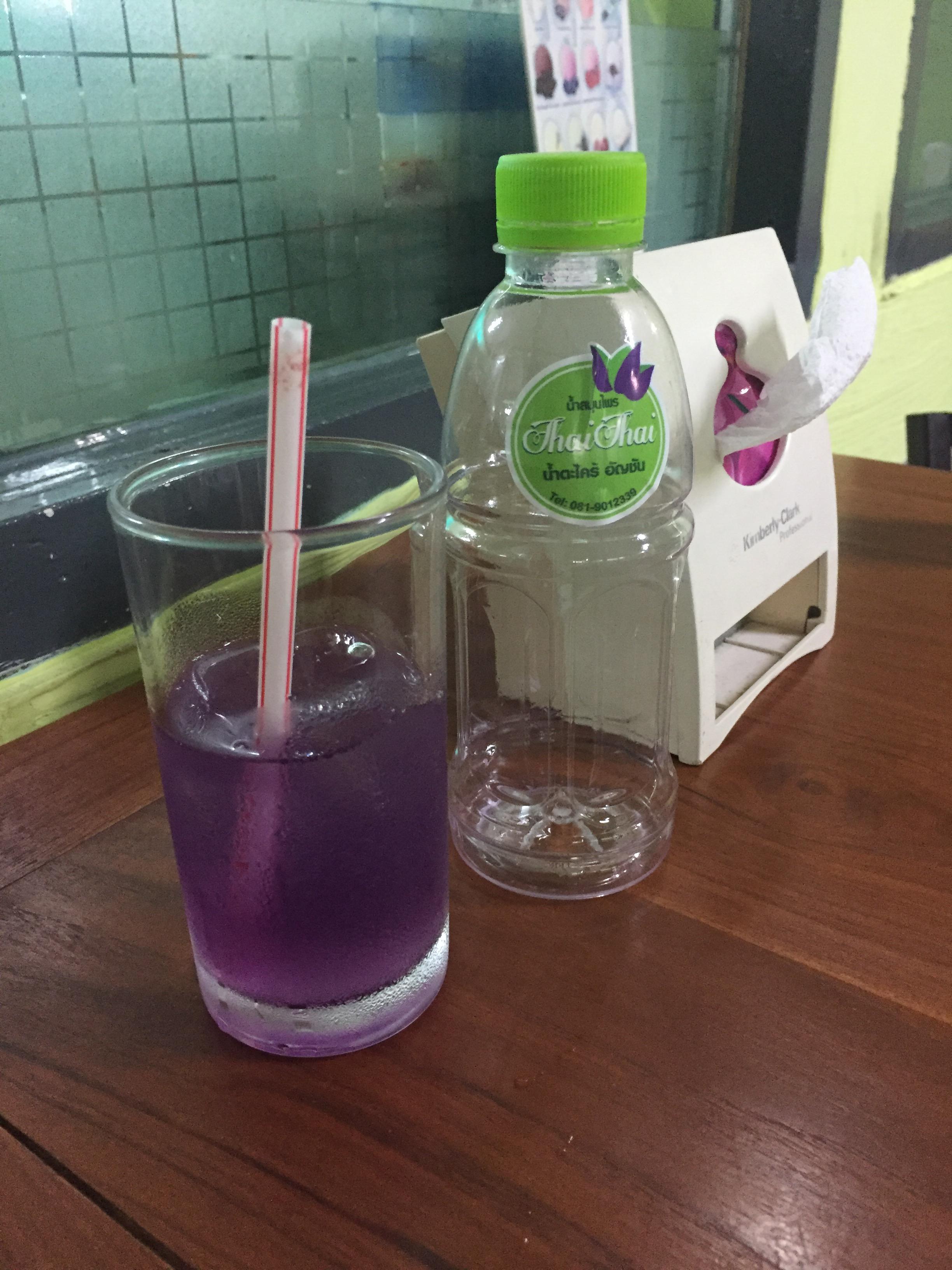 Butterfly Pea Drink